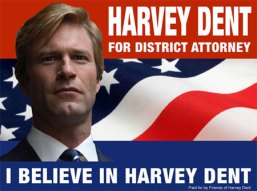 The Dark Knight: Harvey Dent