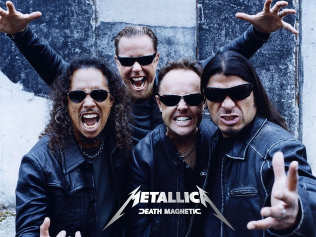 Metallica en México