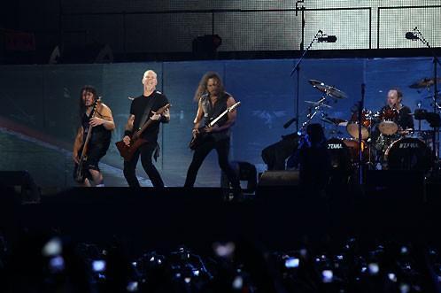 Metallica 07 de Junio 2009 Ciudad de México
