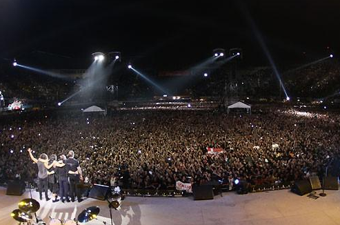 Metallica 07 Junio 2009 Ciudad de México